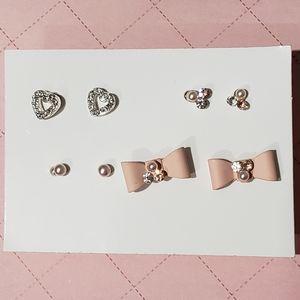 🎀Darling Blush Earrings
